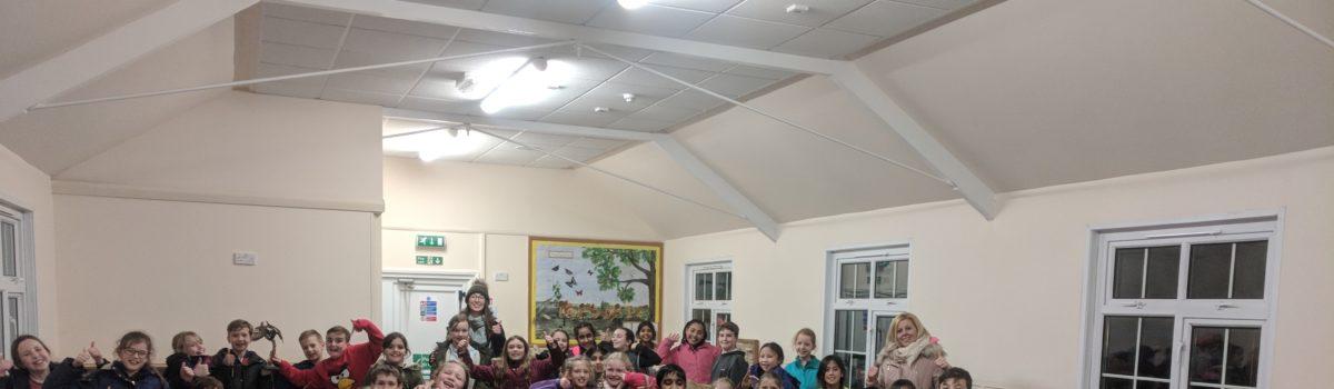 Year 5 – Stubbington 2018 – Day 1