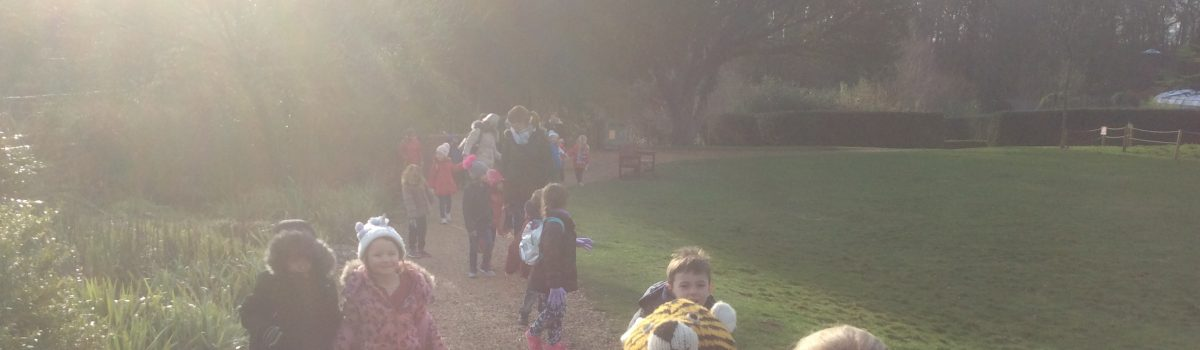 Year 1 – Marwell Trip – Friday 18th January 2019