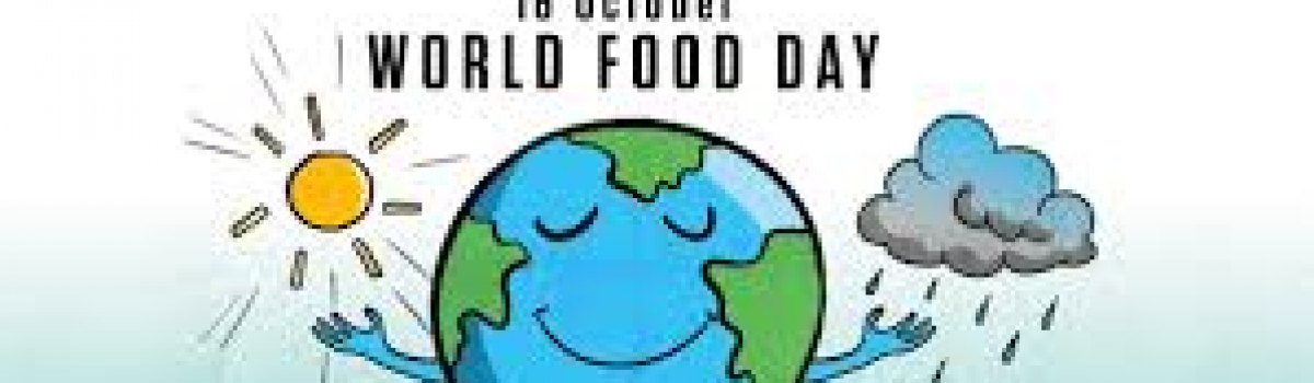 Year 5 – World Food Day Videos