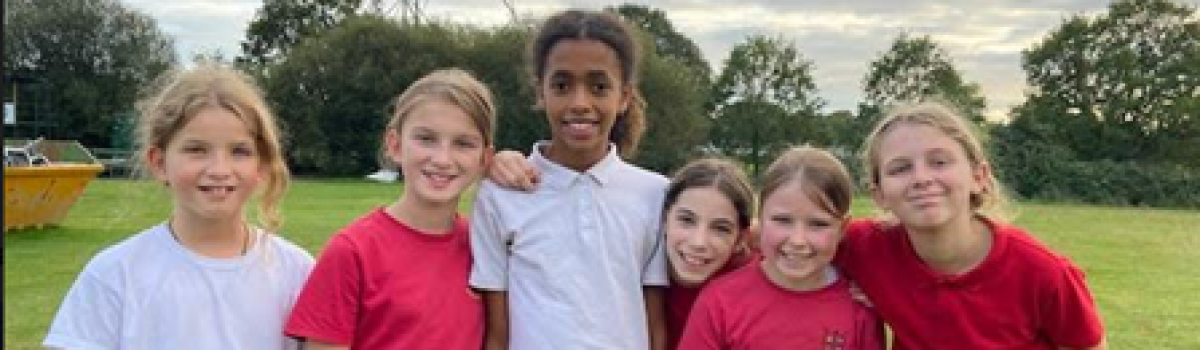 Cross Country – 12th October 2021